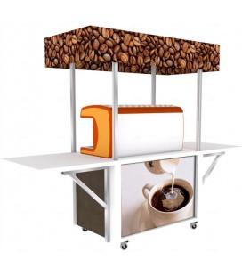 Mobilais kafijas modulis
