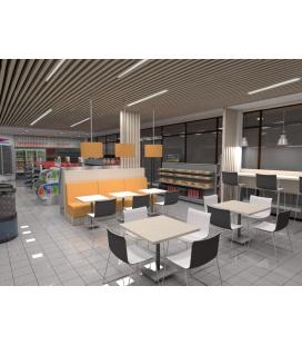 "Gas station ""Avtogazetrade"" 3D visualization"