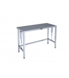 Ierāmēts galds ar elektrisko pacelšanas mehānismu