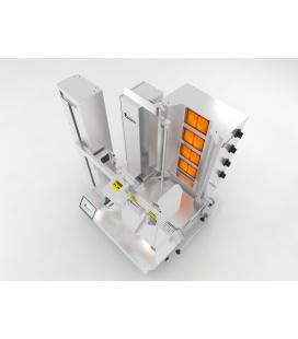POTIS Fast Food Doener Robot 80
