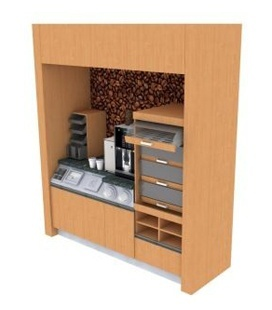 Coffee  stations