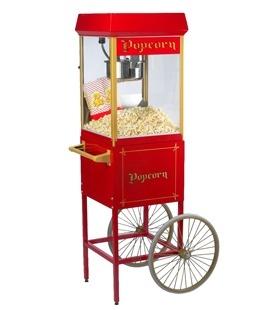 Оборудование для приготовления попкорна