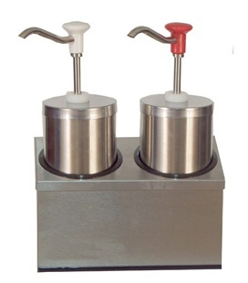 Sauce dispensers