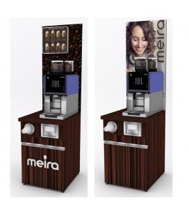 Mini kafijas moduļi
