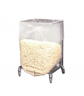 Spare mobile cart for popcorn