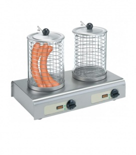 Neumarker Hot Dog Double Unit