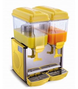 Saro диспенсер для холодной воды COROLLA 2G 2x12л