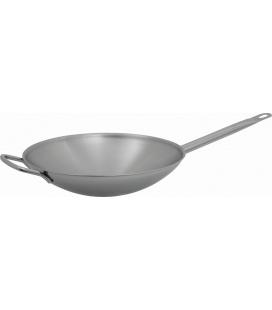 Stainless steel wok Ø 350 mm