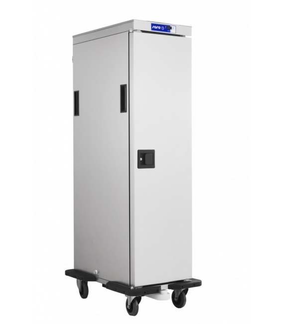 Saro trolley XL with steam and water conta