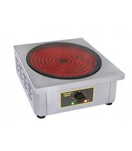 Roller grill ceramic CVE 400 Ø400 mm