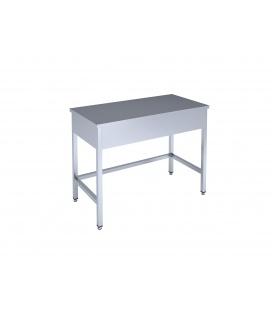 Nerūsējošā tērauda darba galdi